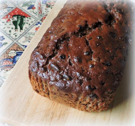 Earl Grey Fruited Tea Loaf