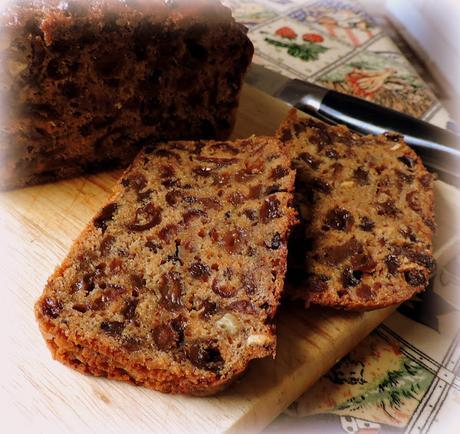 Earl Grey Fruited Tea Loaf