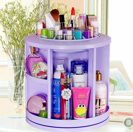 How to do Makeup Organization with Makeup Organizers and Ideas for Makeup Storage Ideas