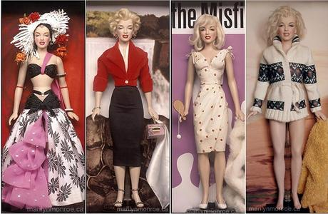 One-of-a-Kind Celebrity Dolls, Pt. 3: More Creations from Amazing Artists