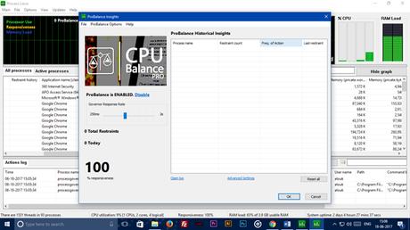 Optimize Your PC With Bitsum's Process Lasso 9