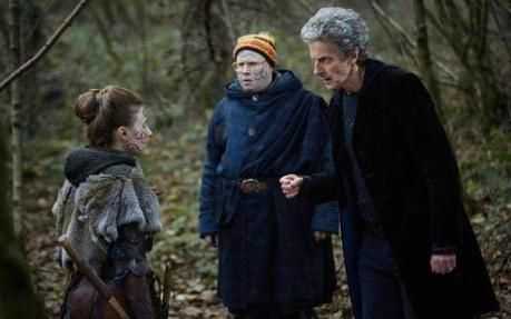 "Doctor Who's ""The Eaters of Light"": Outlander Did It"