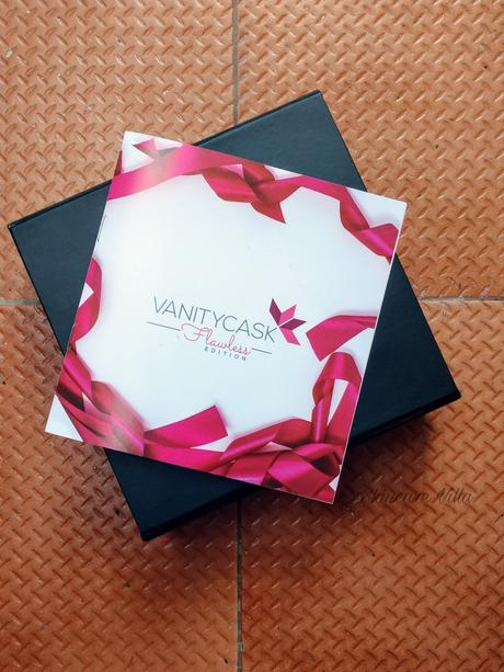 VanityCask Flawless Edition - June 2017 Box Review