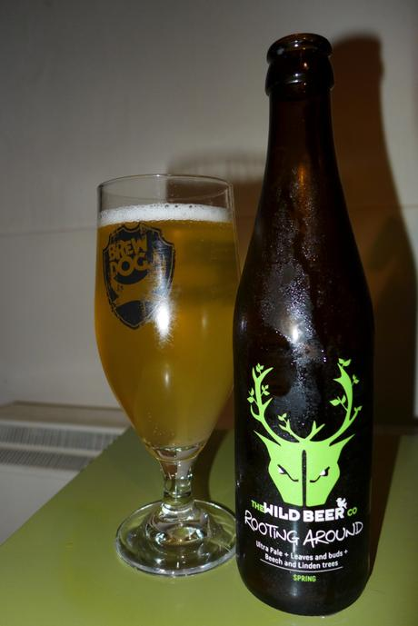 Tasting Notes: Wild Beer Co: Rooting Around: Spring