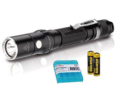 Fenix LD22 2015 Edition 300 Lumens Led Lights Review