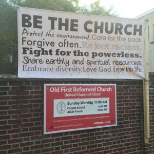In Praise of Political Preaching