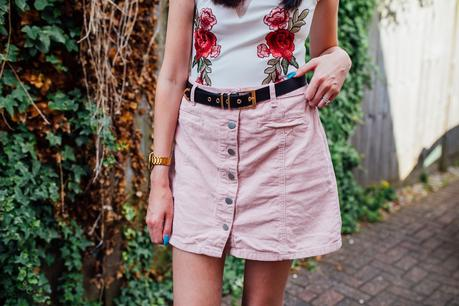 Summer Trend: Embroidery