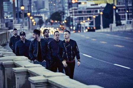 Linkin Park One More Light World Tour MGM Grand September 2
