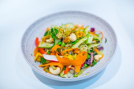 Fitness On Toast Faya Blog Girl Healthy Recipe Tasty Dish Dinner Lunch Salad Idea Cashew Sauce Vegetarian Diet Tofu Instructions