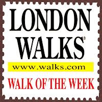 The #LondonWalks Walk of the Week: Mrs Dalloway's #London