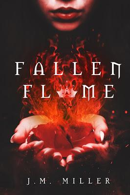 Fallen Flame by JM Miller @ejbookpromos @jmmiller_author
