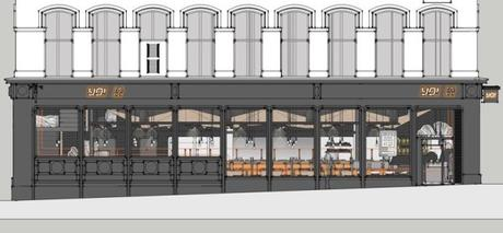 YO! Confirm opening date for Glasgow