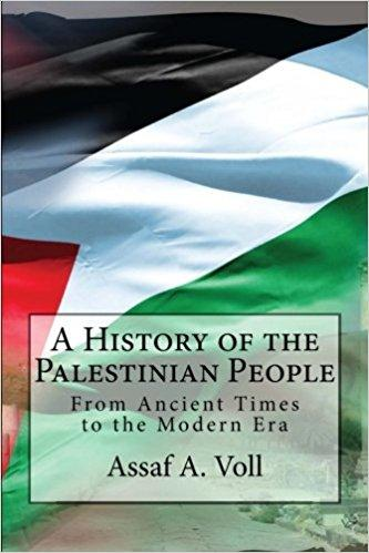 new book on the history of the Palestinian people