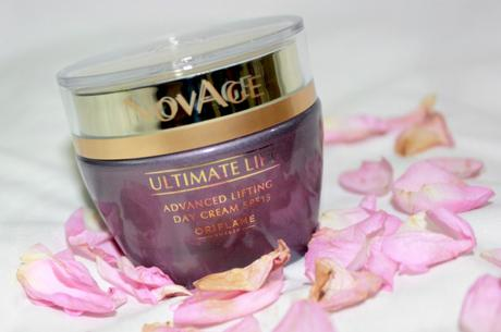 Oriflame NovAge Ultimate Lift Advanced Lifting Day Cream SPF 15 Review