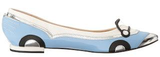 Shoe of the Day | Katy Perry Footwear The Shannon Ballet Flats