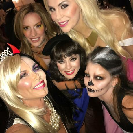 Real Housewives of Dallas, S2 Halloween