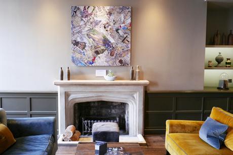 Interiors at Kings Head, Cirencester