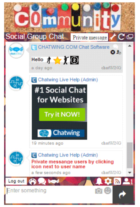 Why is Chatwing the Top Rated Chat Room for Websites and Best Mobile Chat App Builder