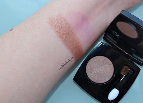 Chanel Ombre Premiere Longwear Powder Eyeshadow in Talpa Swatches