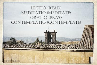 Discernment review: The mystical practice of Lectio Divina