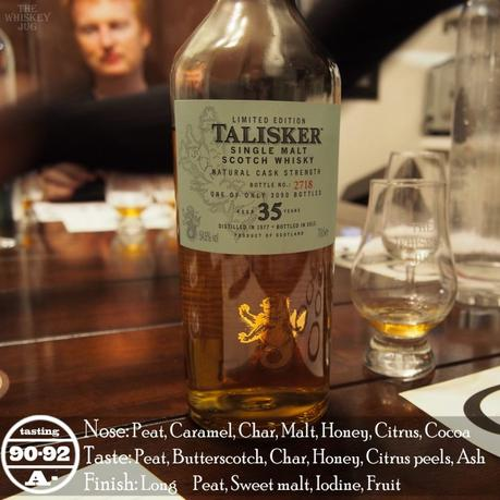 Talisker 35 Review