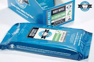 Game Face Wipes Formulated For Men
