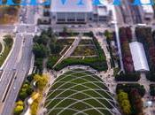 View Tiny, Miniaturized Chicago This Unique Timelapse Video