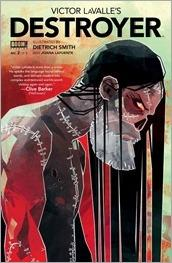 Victor LaValle's Destroyer #2 Cover