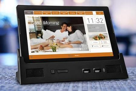 Vdara Hotel & Spa Enhances Guests Experience with Interactive Tablets