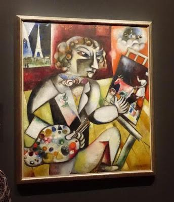 MONTREAL: Three Days in May, Day 3–Musee des Beaux-Arts, Marc Chagall