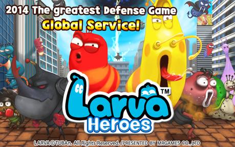 Larva Heroes: Lavengers 2017