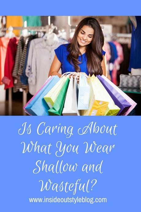 Is Caring About What You Wear Unimportant?