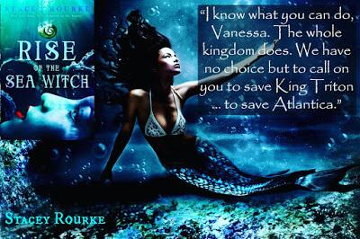Rise of the Sea Witch by Stacey Rourke @ejbookpromos @Rourkewrites