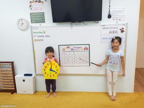 Our right brain training experience one year on {Review of Heguru Education Centre Part II}