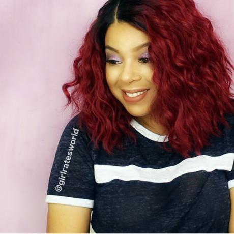 Brown Sugar Tweezed Lace Front Wig BS129