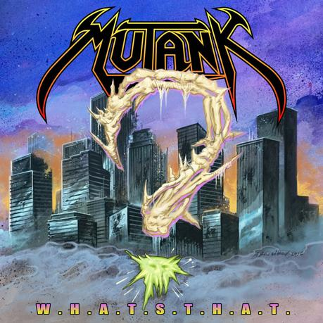 Out Now! MUTANK Unleash New Mosher