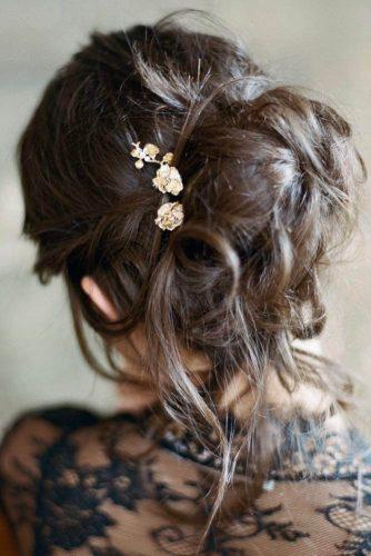 bridesmaid updos fancy updo hushedcommotion