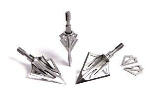 Carbon Express F-15 Fixed Dual Blade 100 Broadhead Review