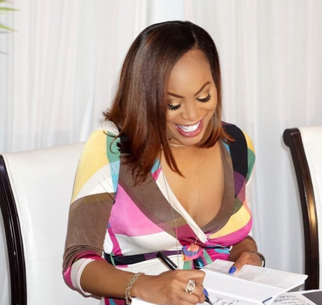 Sanya Richards- Ross Advice For Young Christian Women + Why She Admires Job In The Bible