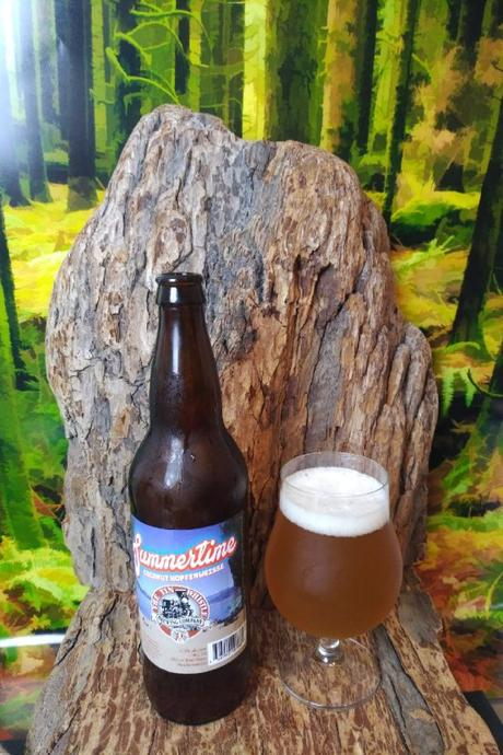 Summertime Coconut Hopfenweisse – Tin Whistle Brewing