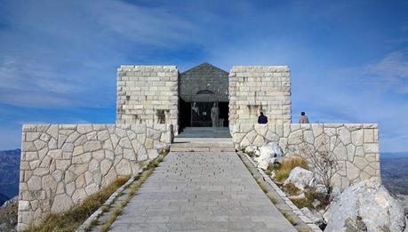 mount lovcen montenegro