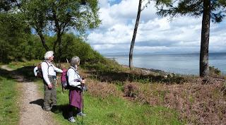 Arran Coastal Way recognised as one of our greatest