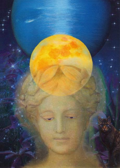 Cancer – Artemis, Layers of Reflection