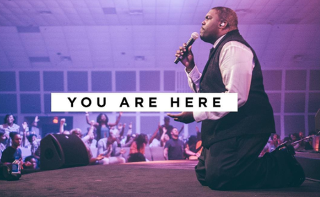 """William McDowell Releases Official Video For """"You Are Here"""""""