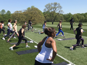 Pics! Michelle Obama Host Bootcamp Weeeknds With Close Girlfriends