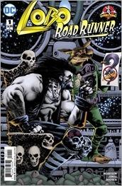 Lobo/Road Runner Special #1 Cover - Jones