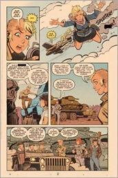 Tank Girl: World War Tank Girl #3 Preview 4