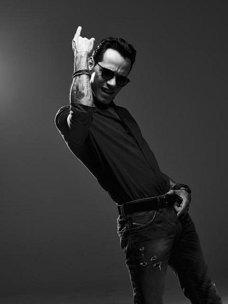 """Marc Anthony """"Full Circle"""" Tour Mandalay Bay Las Vegas September 16"""