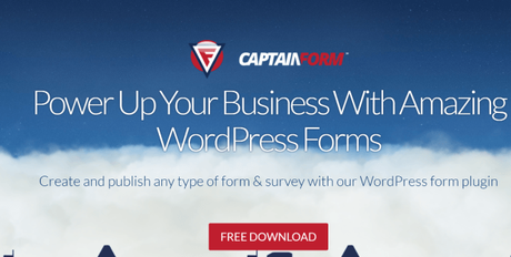 CaptainForm Review: Best Free WordPress Form Builder