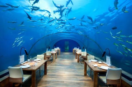 Six fabulous restaurant Maldives
